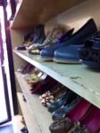 Shoe Shelf Front