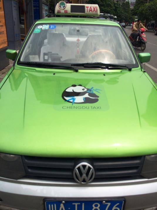 Panda Taxi