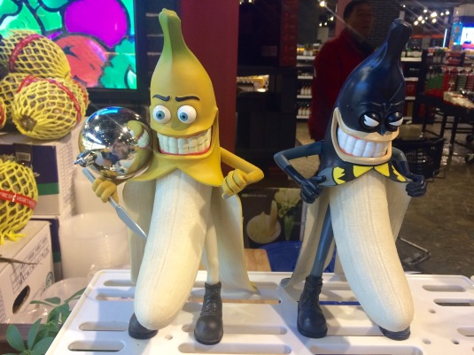 Flashing Bananas